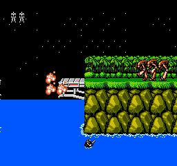 Probotector (NES)  © Konami 1990   3/3