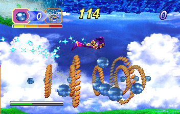 NiGHTS Into Dreams... (SS)   © Sega 1996    5/19