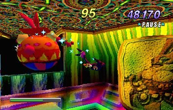 NiGHTS Into Dreams... (SS)   © Sega 1996    13/19