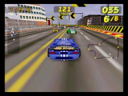 San Francisco Rush: Extreme Racing (N64)  © Midway 1997   3/3