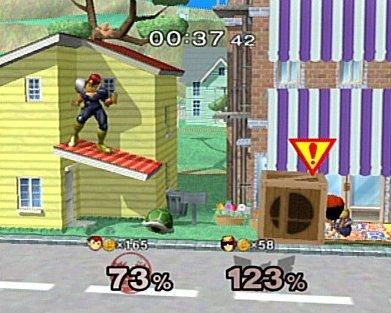 Super Smash Bros. Melee (GCN)  © Nintendo 2001   5/5