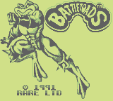 Battletoads (GB)  © Tradewest 1991   1/3