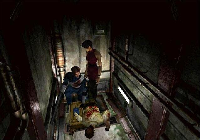 Resident Evil 2 (GCN)  © Capcom 2003   4/4