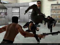 Enter The Matrix (PS2)  © Atari 2003   2/4