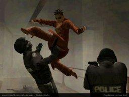 Enter The Matrix (PS2)  © Atari 2003   3/4