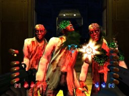 The House Of The Dead III (XBX)   © Sega 2002    2/5