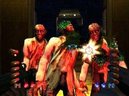 The House Of The Dead III (XBX)  © Sega 2002   2/5