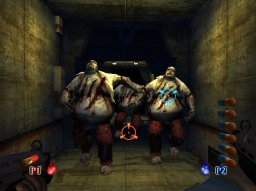 The House Of The Dead III (XBX)   © Sega 2002    4/5