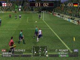 Virtua Striker 3: Ver. 2002 (GCN)  © Sega 2002   1/4