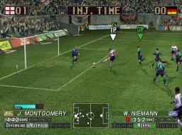 Virtua Striker 3: Ver. 2002 (GCN)  © Sega 2002   2/4