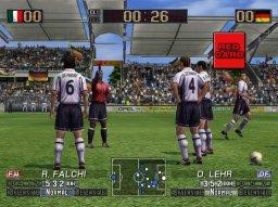 Virtua Striker 3: Ver. 2002 (GCN)  © Sega 2002   3/4