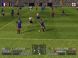 Virtua Striker 3: Ver. 2002 (GCN)  © Sega 2002   4/4