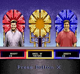 Wheel Of Fortune: Deluxe Edition (SNES)  © GameTek 1994   3/3