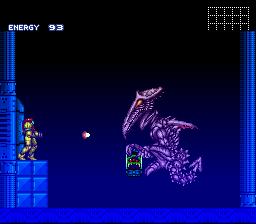 Super Metroid (SNES)  © Nintendo 1994   4/11