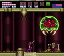 Super Metroid (SNES)  © Nintendo 1994   5/11