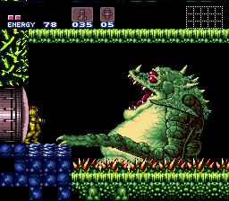Super Metroid (SNES)  © Nintendo 1994   6/11