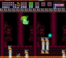 Super Metroid (SNES)  © Nintendo 1994   7/11