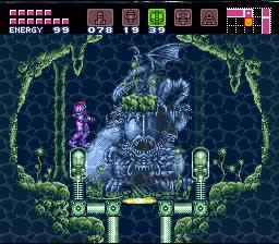 Super Metroid (SNES)  © Nintendo 1994   2/11