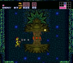 Super Metroid (SNES)  © Nintendo 1994   9/11