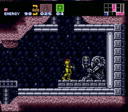 Super Metroid (SNES)  © Nintendo 1994   3/11