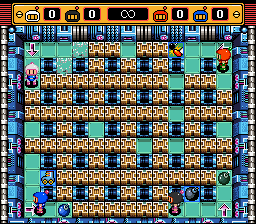 Super Bomberman 2 (SNES)   © Hudson 1994    3/4