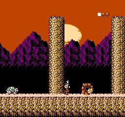 Rygar: The Legendary Warrior (NES)  © Tecmo 1987   2/3