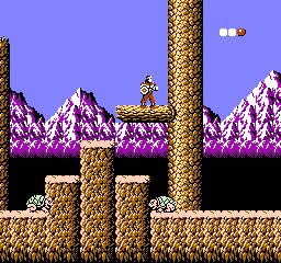 Rygar: The Legendary Warrior (NES)  © Tecmo 1987   3/3