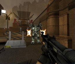 Red Faction II (PC)  © THQ 2003   3/3