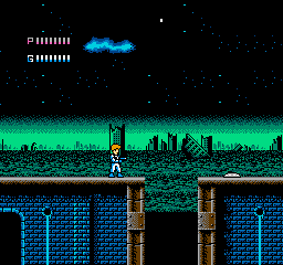 Journey To Silius (NES)  © SunSoft 1990   3/3