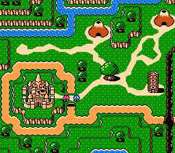 Adventures Of Lolo 3 (NES)  © HAL Laboratory 1990   2/3
