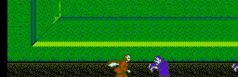 """<h2 class='titel'>Monster In My Pocket</h2><h2 class='score'>6/10</h2><div><span class='citat'>""""I bund og grund føles det som traditionel arcade platform brawl i den ret kort og lidt nemme ende, men det er virkelig tilfredsstillende at tæske sig vej gennem horder af monstre i en makro-verden.""""</span><span class='forfatter'>- Sumez</span></div>"""