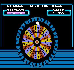 Wheel Of Fortune: Family Edition (NES)  © GameTek 1990   2/3