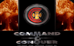 Command & Conquer (PC)   © Virgin 1995    1/2