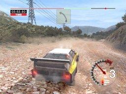Colin McRae Rally 04 (XBX)  © Codemasters 2003   1/3