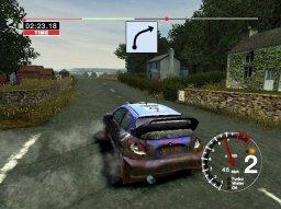 Colin McRae Rally 04 (XBX)  © Codemasters 2003   3/3