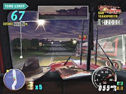 The King Of Route 66 (PS2)   © Sega 2003    3/3