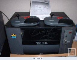 Neo Geo MVS Hotel Version  © SNK   (MVS)   2/4