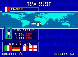 Tecmo World Soccer '96 (MVS)  © SNK 1996   2/3