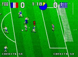 Tecmo World Soccer '96 (MVS)  © SNK 1996   3/3