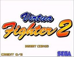 Virtua Fighter 2 (ARC)  © Sega 1995   1/3