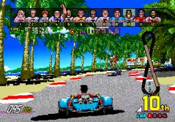 Power Drift (ARC)  © Sega 1988   4/6