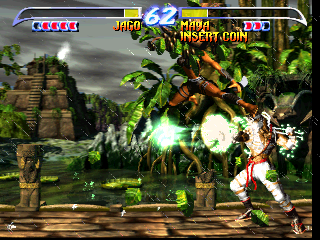 Killer Instinct 2 (ARC)  © Midway 1996   4/7