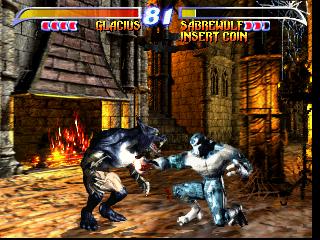 Killer Instinct 2 (ARC)  © Midway 1996   5/7