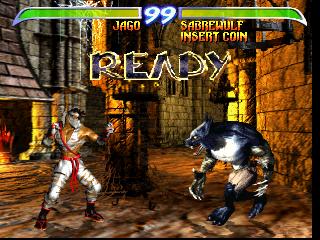 Killer Instinct 2 (ARC)  © Midway 1996   6/7