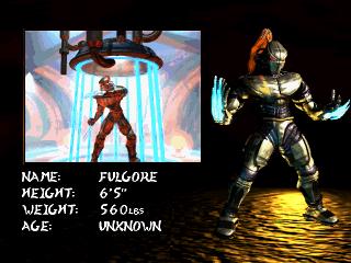 Killer Instinct 2 (ARC)  © Midway 1996   7/7