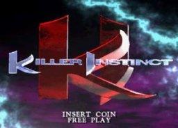 Killer Instinct (ARC)  © Midway 1994   1/3
