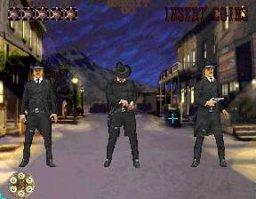 Lethal Enforcers II: Gunfighters (ARC)  © Konami 1994   3/5