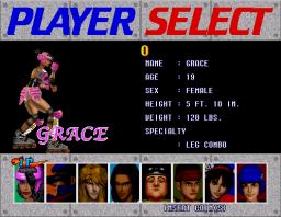 Fighting Vipers (ARC)  © Sega 1995   3/3
