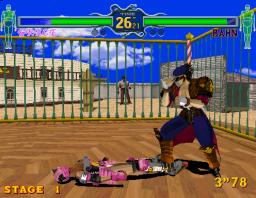 Fighting Vipers (ARC)  © Sega 1995   2/3