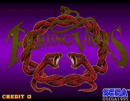 Fighting Vipers (ARC)  © Sega 1995   1/3